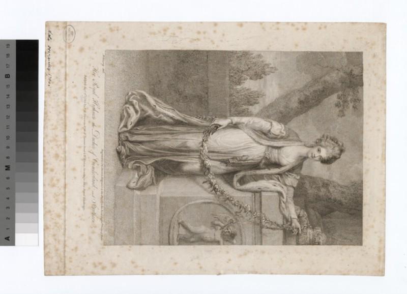 Portrait of Duchess Cumberland and Strathearn