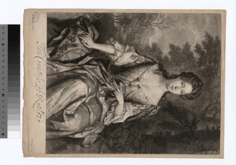 Portrait of Countess Rutland