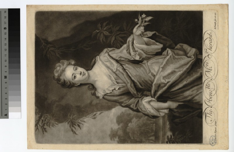 Portrait of the Hon. Mrs Sherard