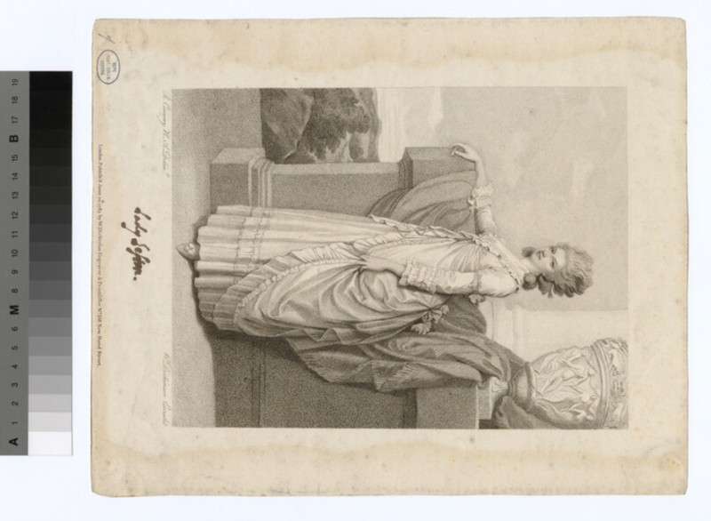 Portrait of Lady Sefton (WAHP18766)