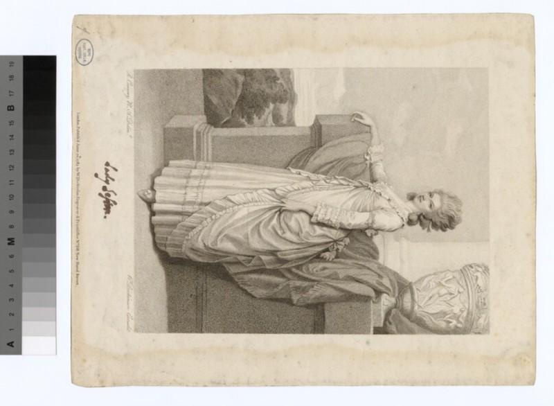 Portrait of Lady Sefton