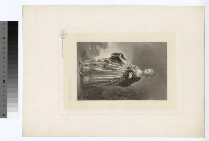 Portrait of Countess Sefton