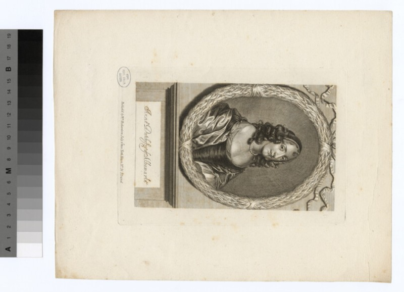 Portrait of Duchess Albemarle