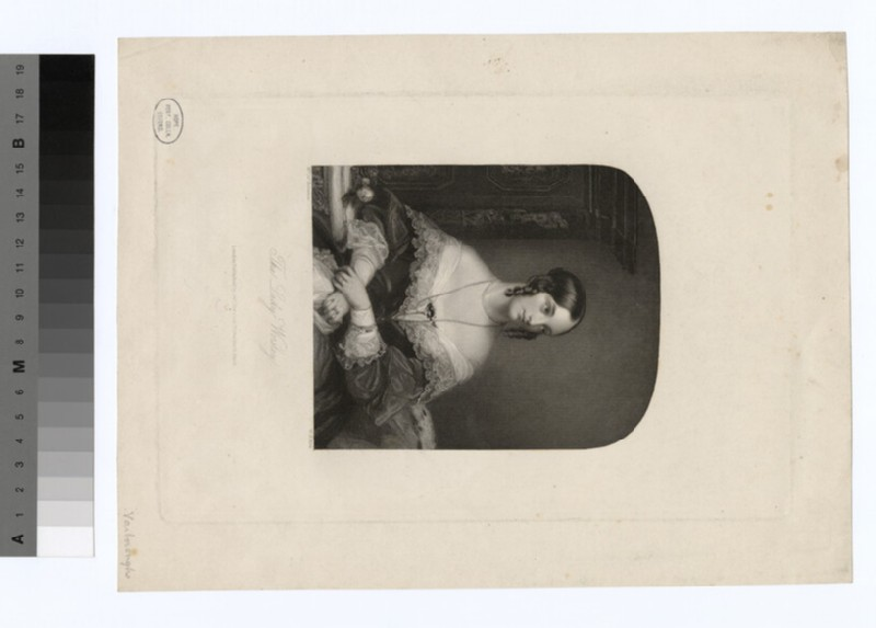 Portrait of Lady Worsley