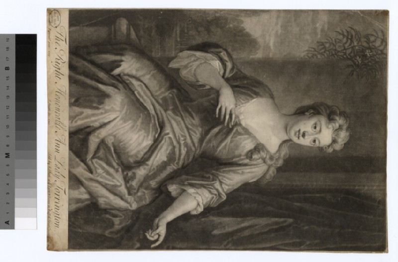 Portrait of Lady Torrington