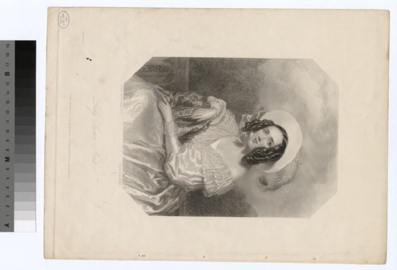Portrait of Lady Susan North