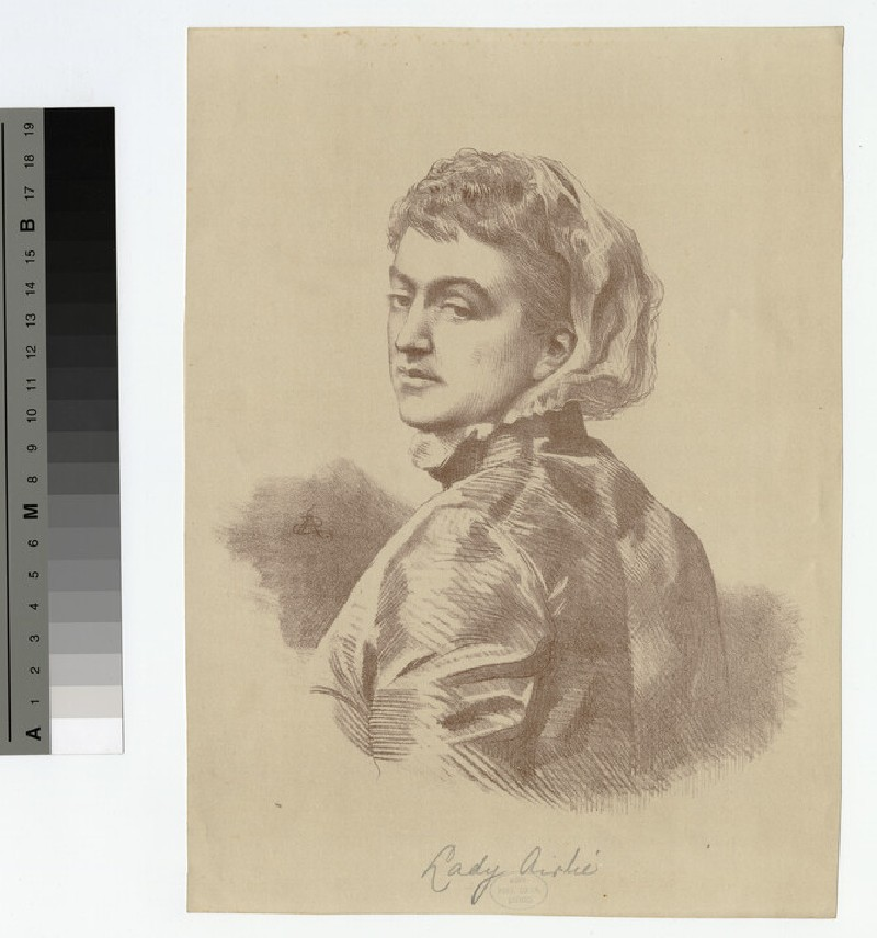 Portrait of Lady Airlie (WAHP18797)
