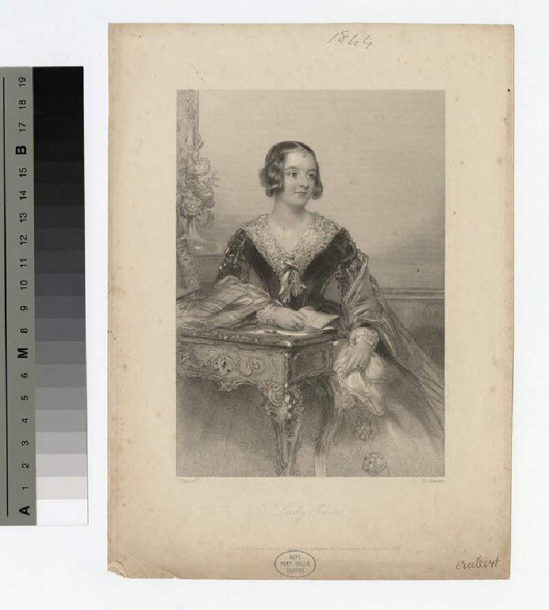 Portrait of Lady Rivers