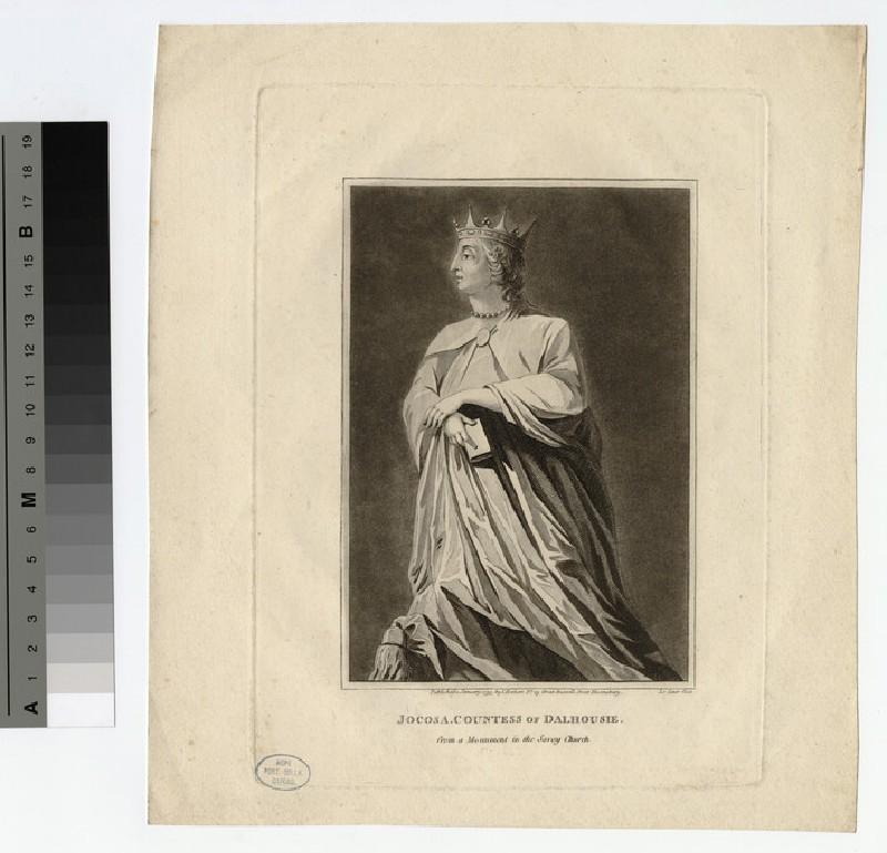 Portrait of Countess Dalhousie