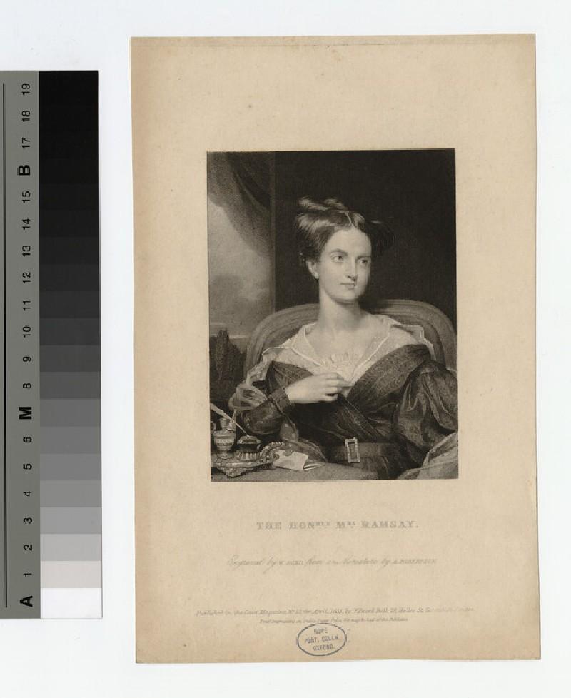 Ramsay, Hon. Mrs (WAHP18854.2)