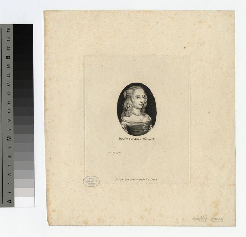 Portrait of Countess Warwick (WAHP18864)