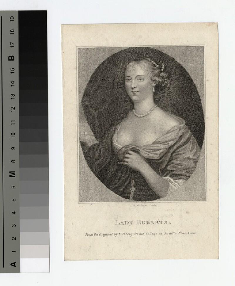 Portrait of Lady Robarts