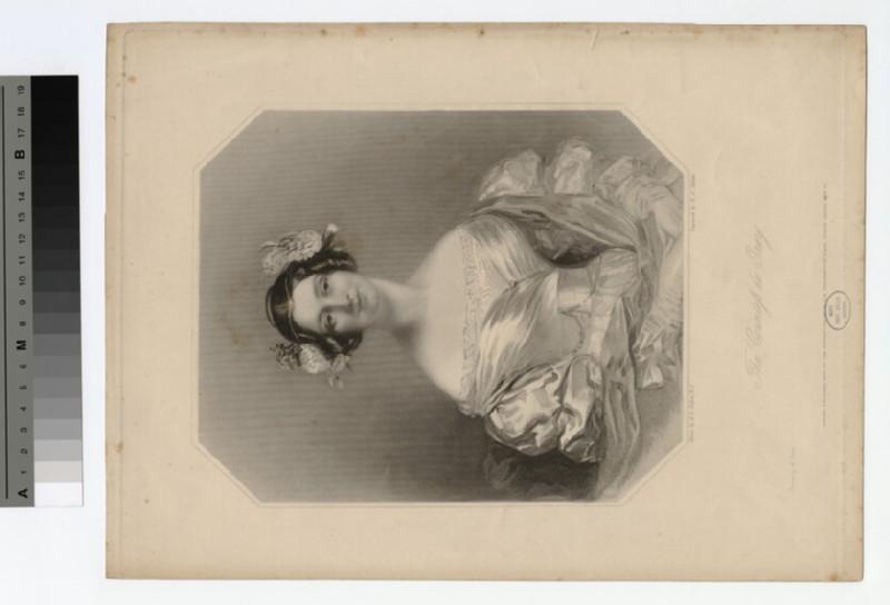 Portrait of Countess de Grey