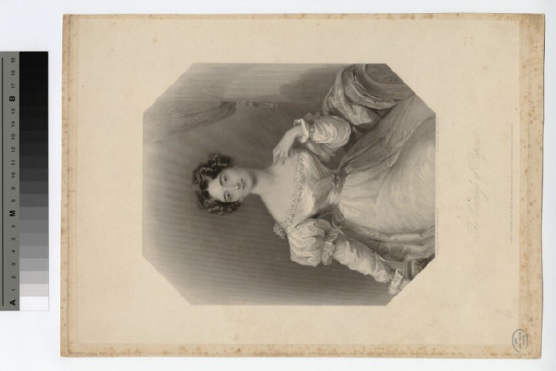 Portrait of Countess Ripon