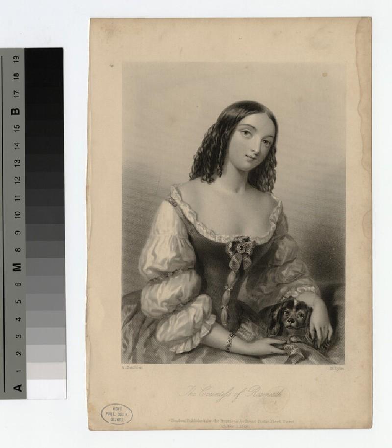 Portrait of Countess Roseneath