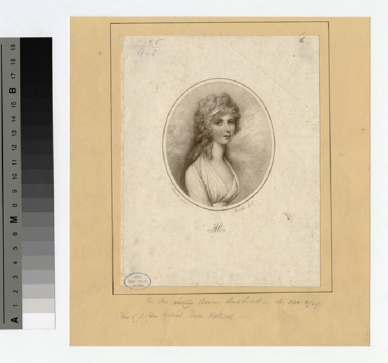 Portrait of Anne Rushout