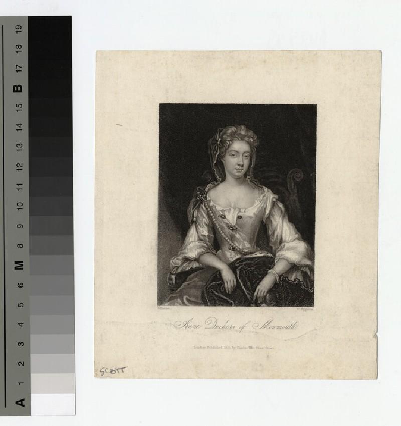 Monmouth, Duchess (WAHP18923.3)
