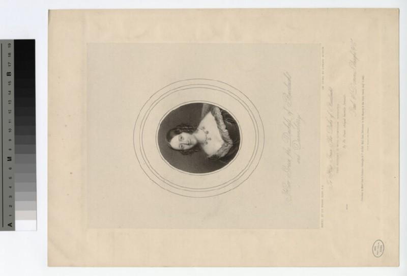 Portrait of Duchess Buccleuch