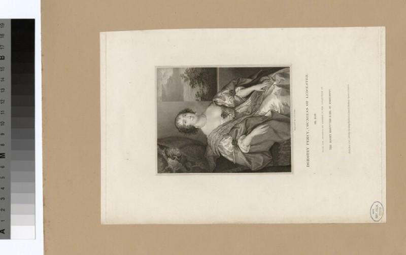 Leicester, Countess