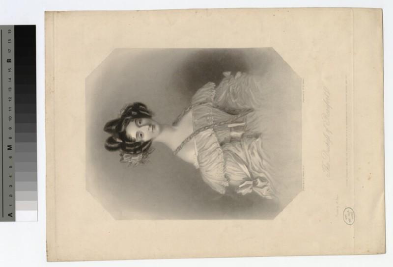 Portrait of Duchess Beaufort