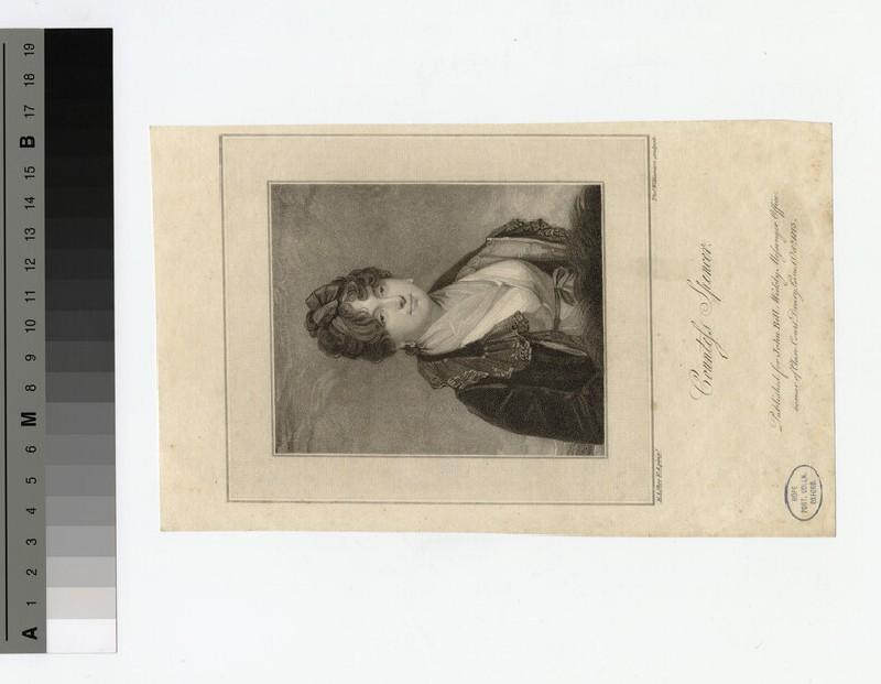 Portrait of Countess Spencer