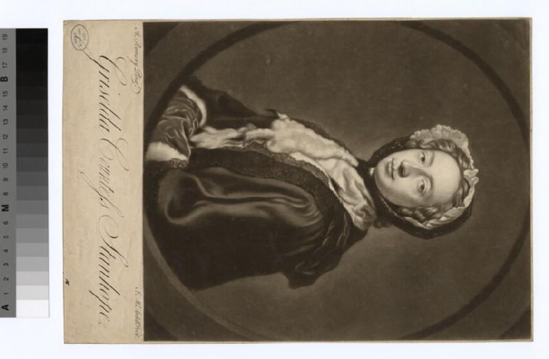 Stanhope, Griselda Countess (WAHP19000.1)