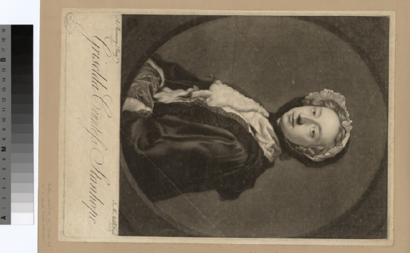 Stanhope, Griselda Countess