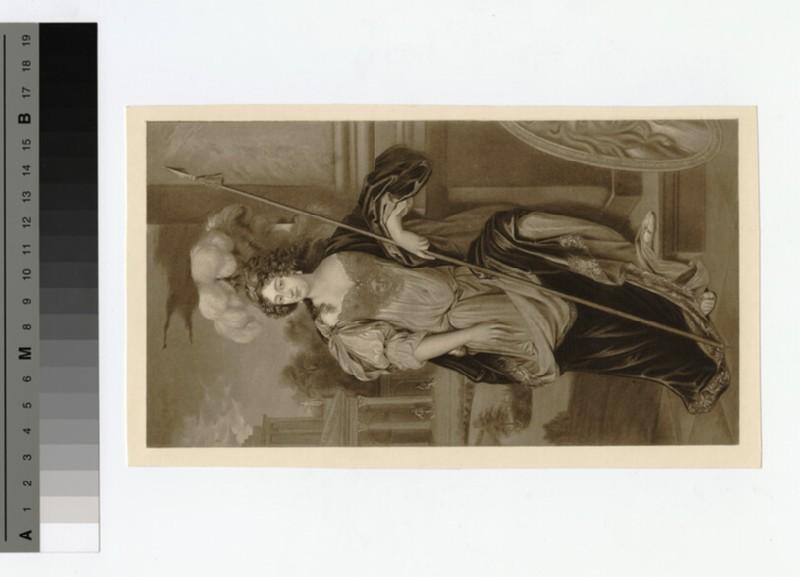 Portrait of Duchess Richmond (WAHP19021)