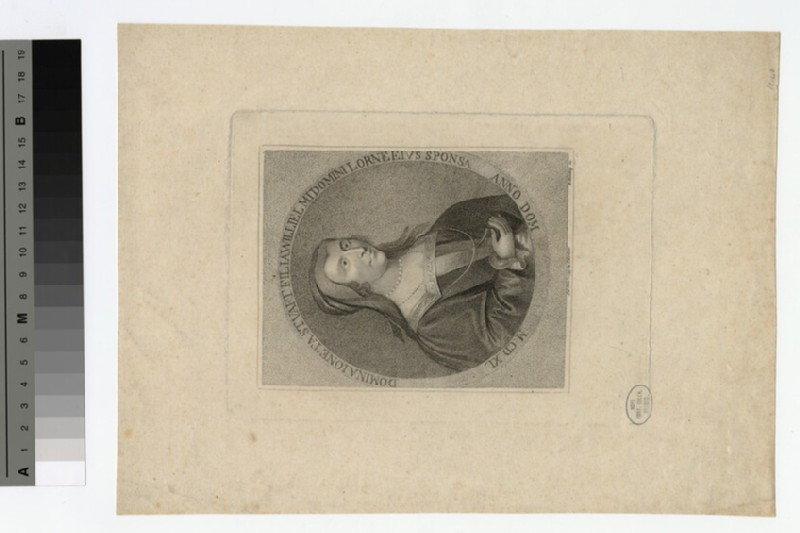 Portrait of Ioneta Stuart
