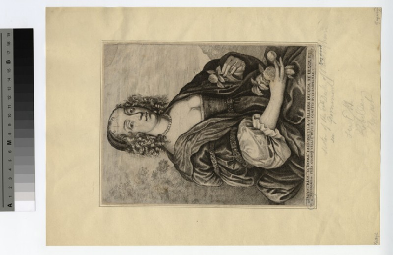 Lennox, Duchess (Villiers)