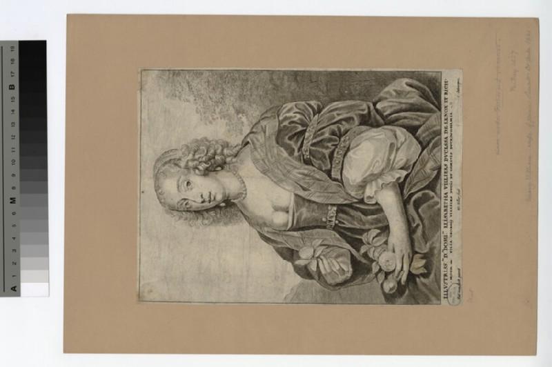 Lennox, Duchess (WAHP19054)