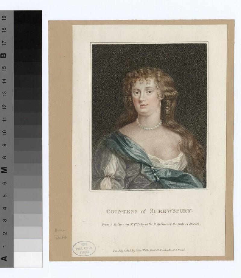 Shrewsbury, Countess