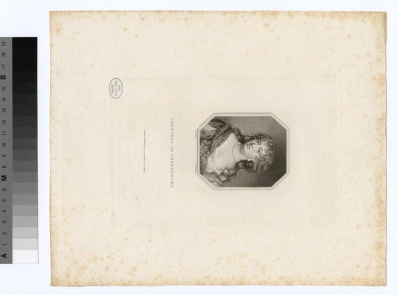 Portrait of Countess Shrewsbury (WAHP19073)