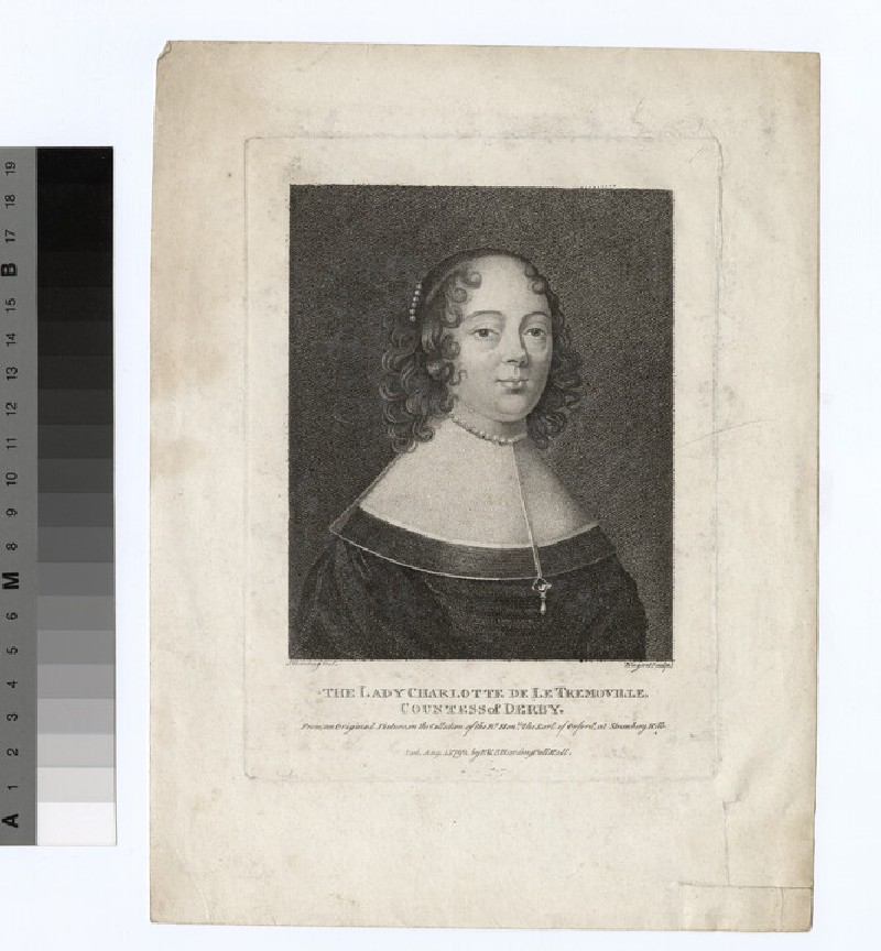 Portrait of Countess Derby