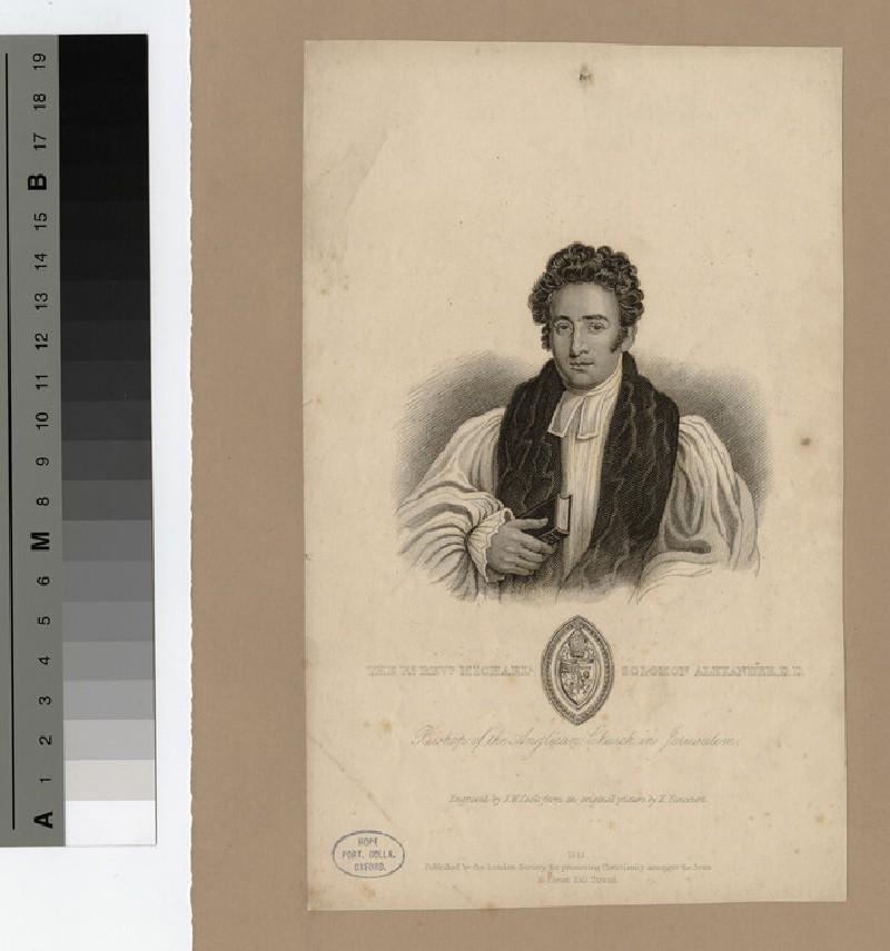 Portrait of R.S. Alexander