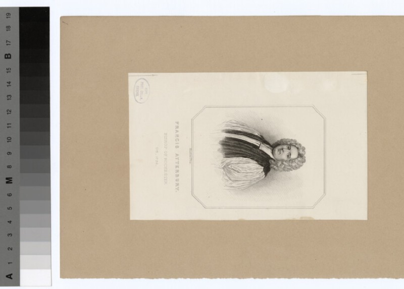 Portrait of F. Atterbury