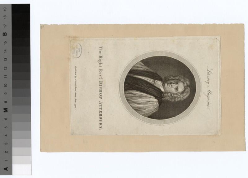 Portrait of Francis Atterbury