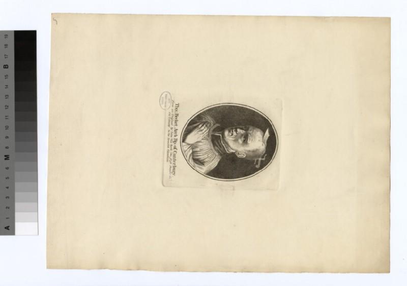 Portrait of Archbishop Beckett