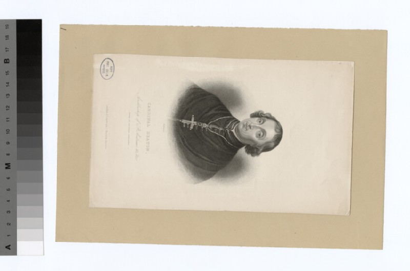 Portrait of Cardinal Beaton