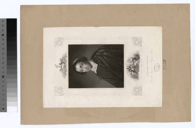 Portrait of Cardinal Beaton (WAHP19362)