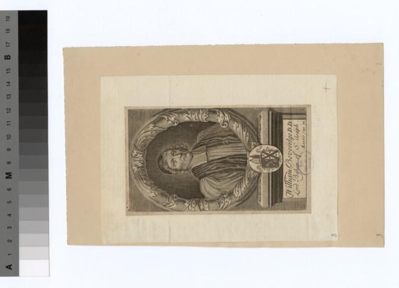 Portrait of Bishop Beveridge