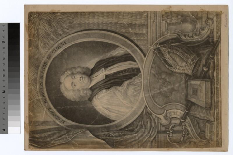 Portrait of Bishop Berleley