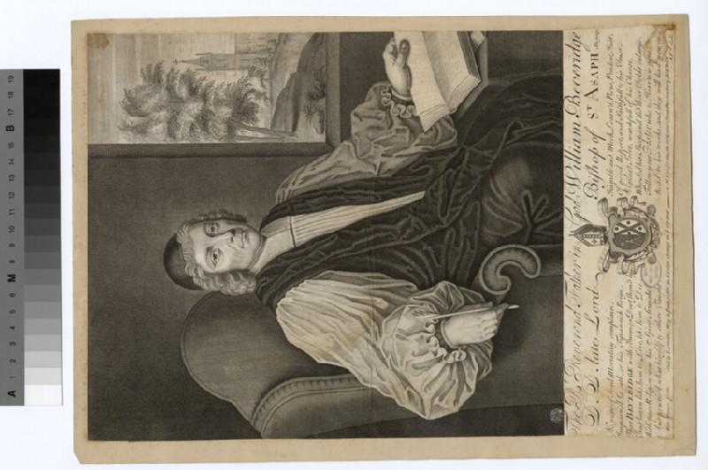 Portrait of Beveridge