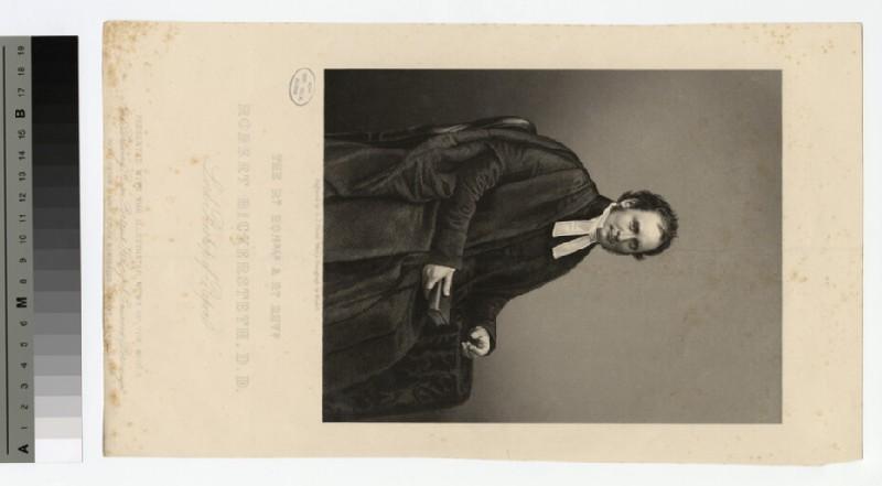 Portrait of Bishop Robert Bickersteth (WAHP19404)