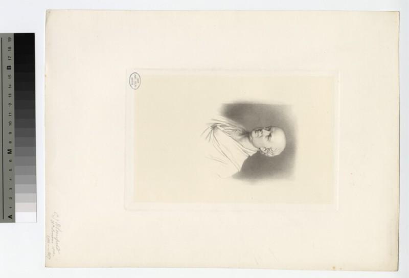 Portrait of Bishop C. J. Blomfield (WAHP19418)