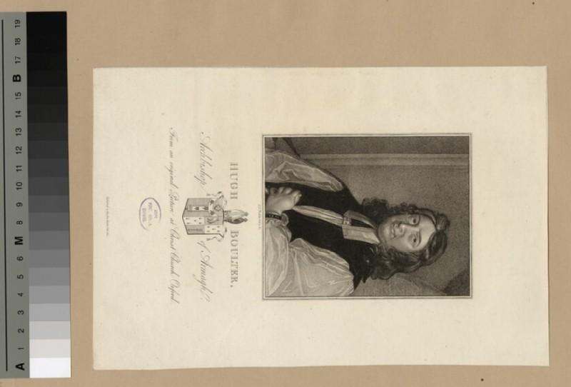 Portrait of Archbishop Boulter