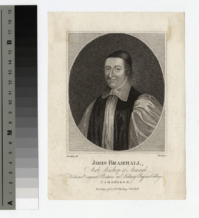 Bramhall, Archbishop