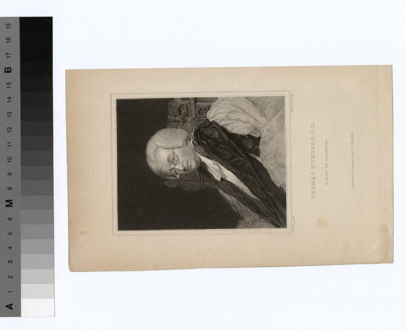 Portrait of Bishop Burgess (WAHP19448)