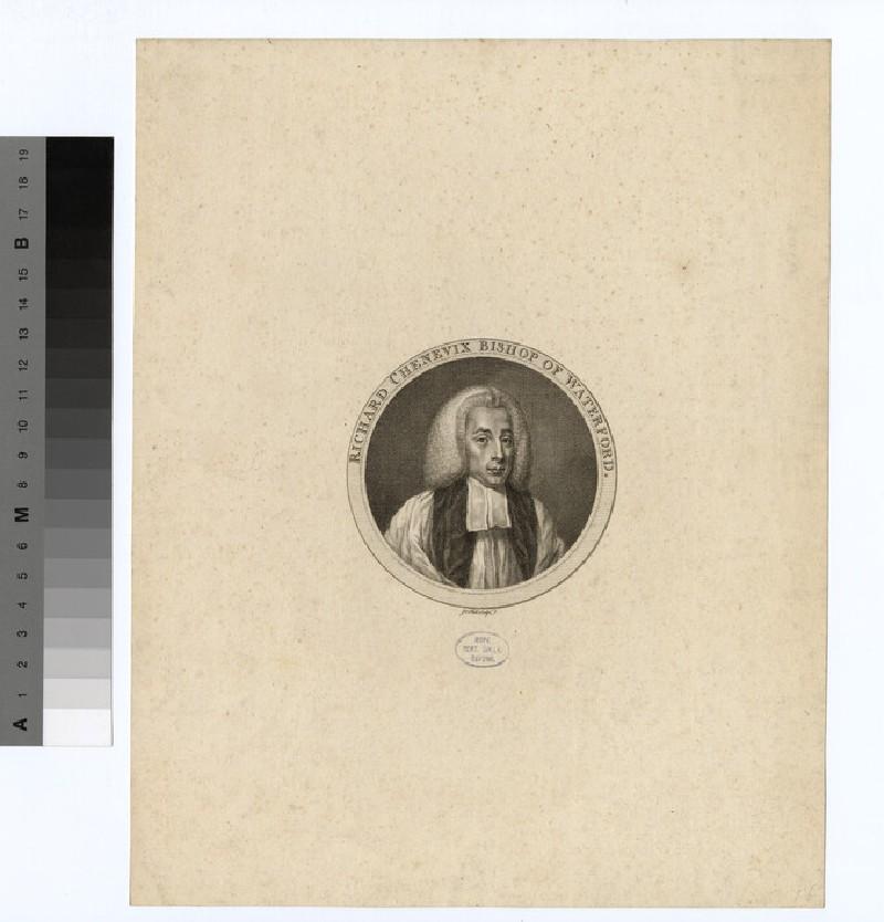 Portrait of Bishop Chenevix