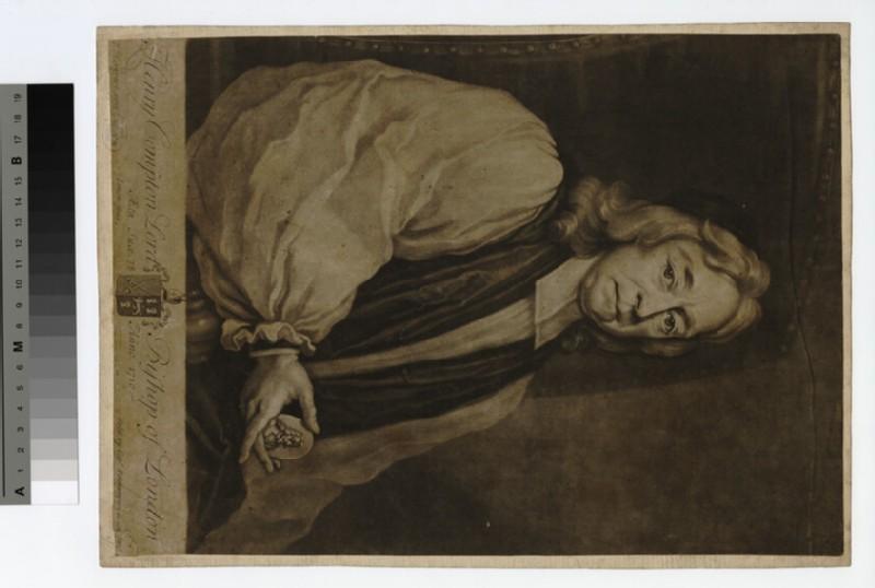 Portrait of Bishop Compton